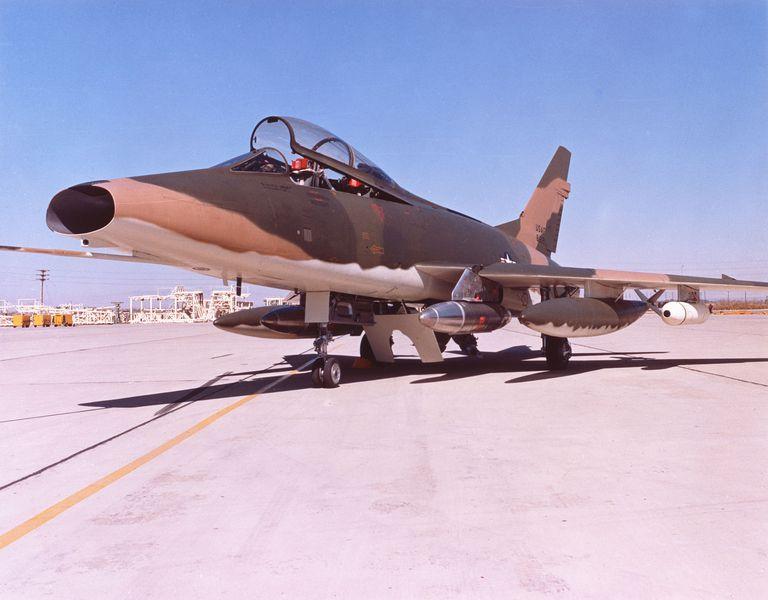 F-100 Super Sabre in the Vietnam War