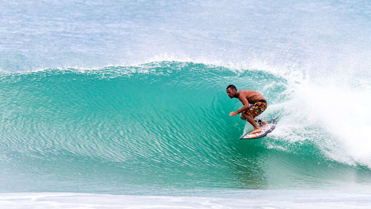 Surfing in the South China Sea