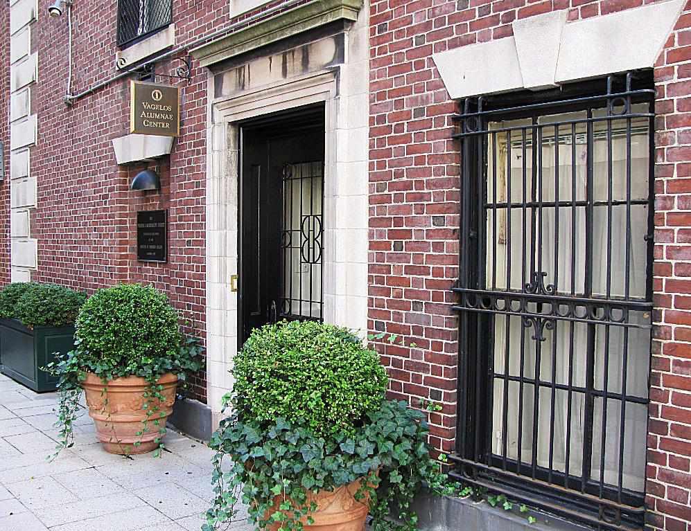 Vagelos Alumnae Center at Barnard College