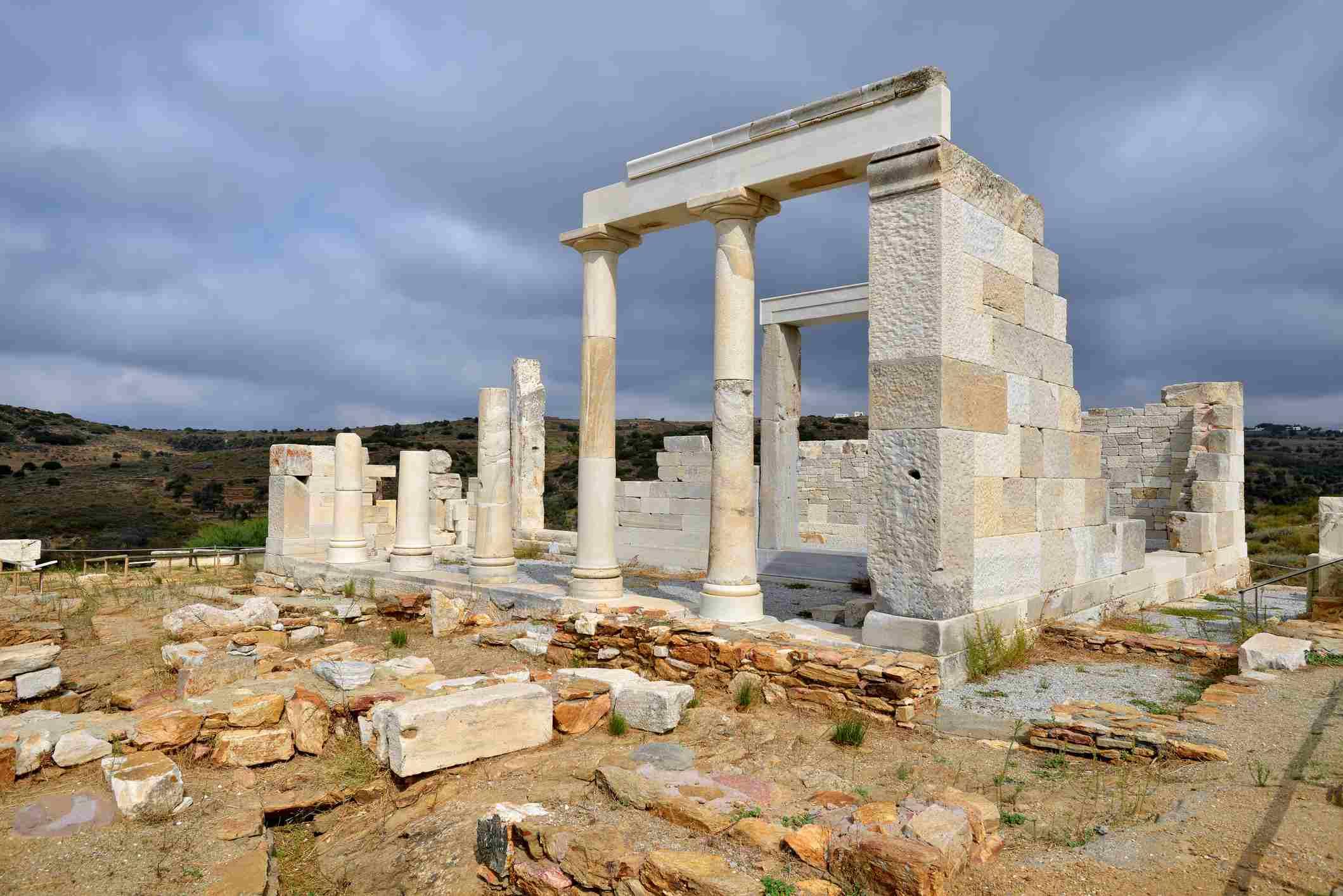 Demeter Tempel