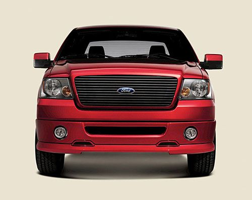 2007 Ford F 150 Pickup Truck Highlights