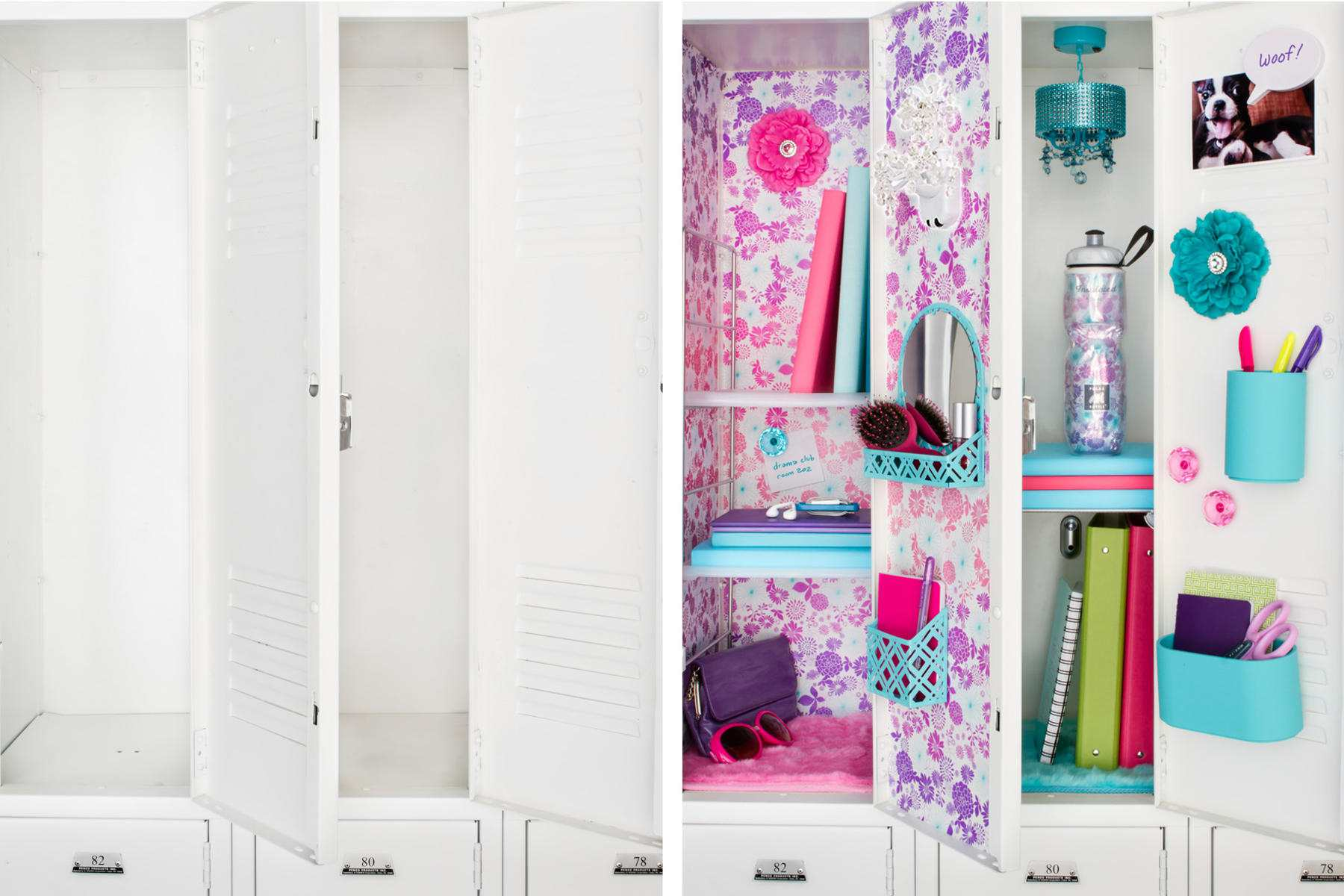 8 Locker Organization Ideas For Back To School