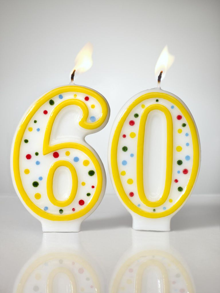Celebrate Turning 60 On Your Terms