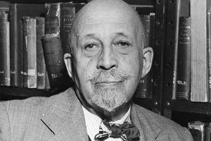 W.E.B. Du Bois, 1950