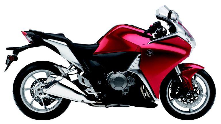 2010 Honda VFR100F