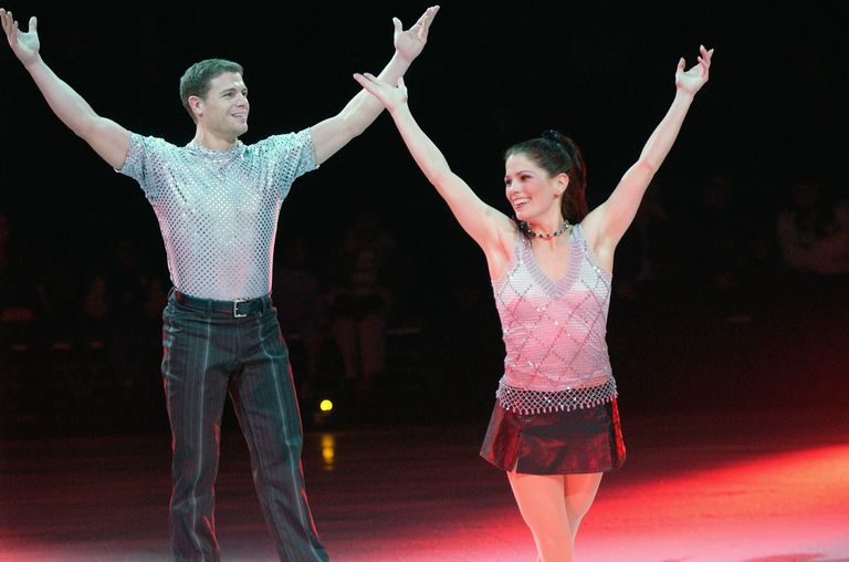 Smuckers Stars on Ice - David Pelletier and Jamie Sale