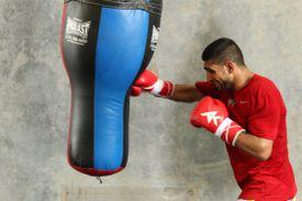 Amir Khan Workout