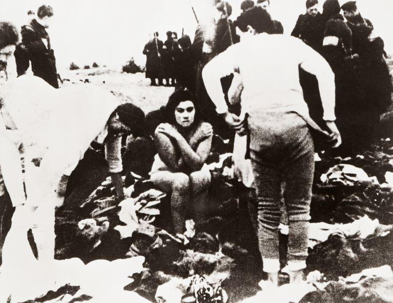 The Einsatzgruppen Massacre