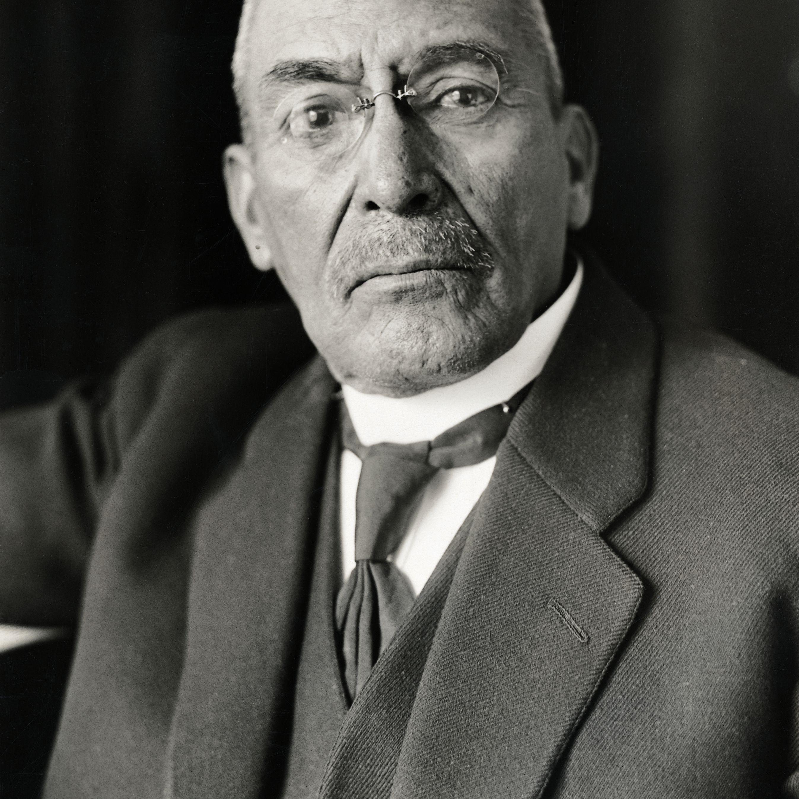 Ο Πρόεδρος του Μεξικού Victotiano Huerta