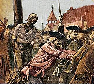 The New York City Conspiracy of 1741