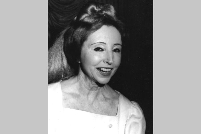 Portrait Of Anais Nin