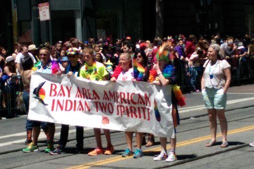 Two Spirit Pride in San Francisco