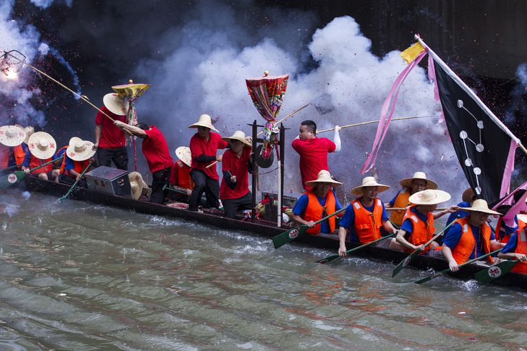 Chinese Dragon Festival