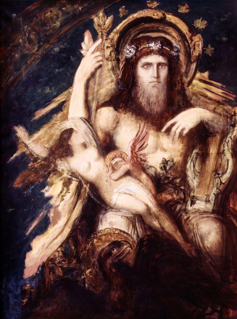 Jupiter and Semele