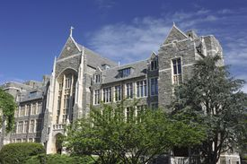 White-Gravenor Hall of Georgetown University