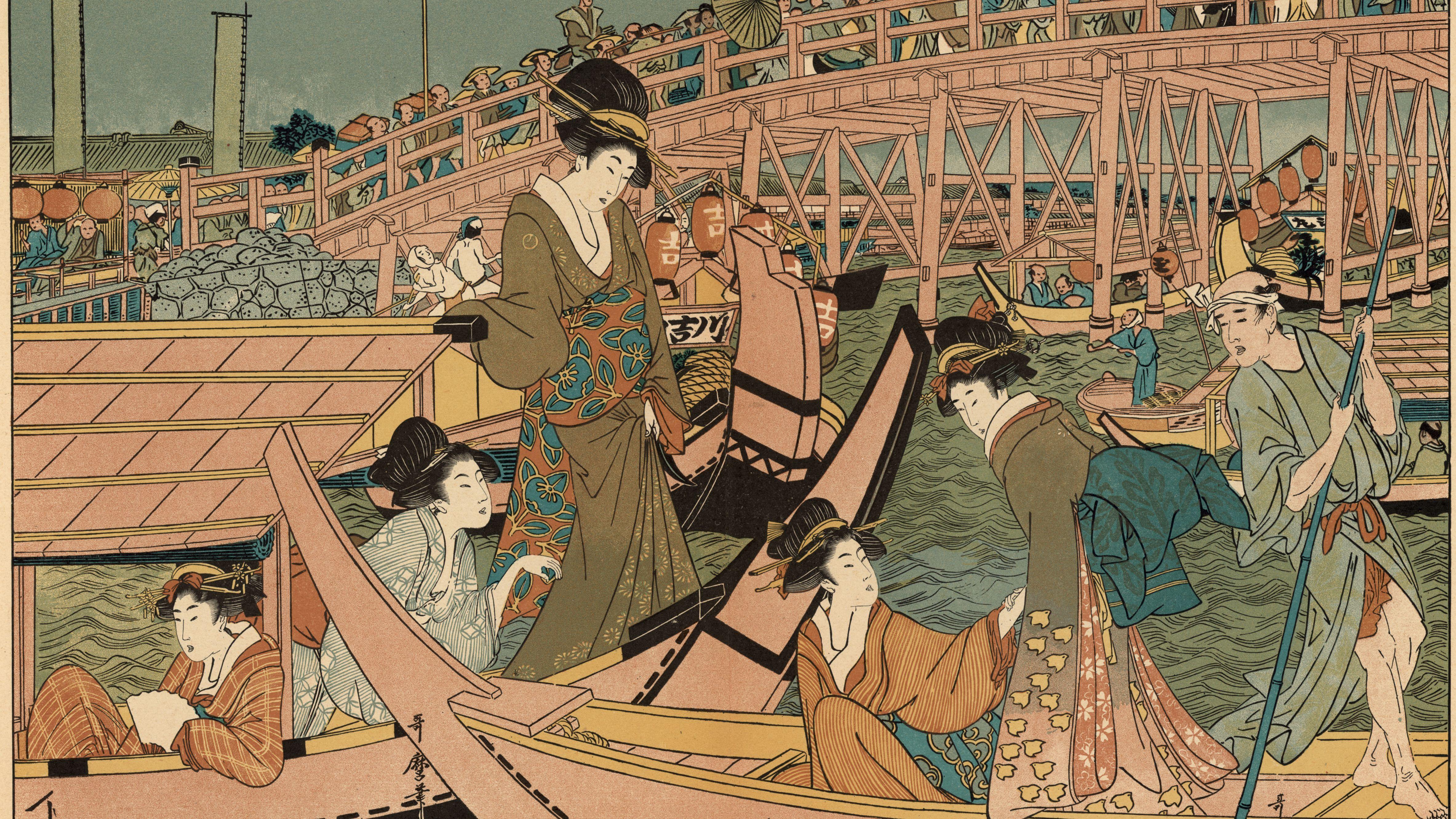 Ukiyo | Tokugawa Japan's Floating World