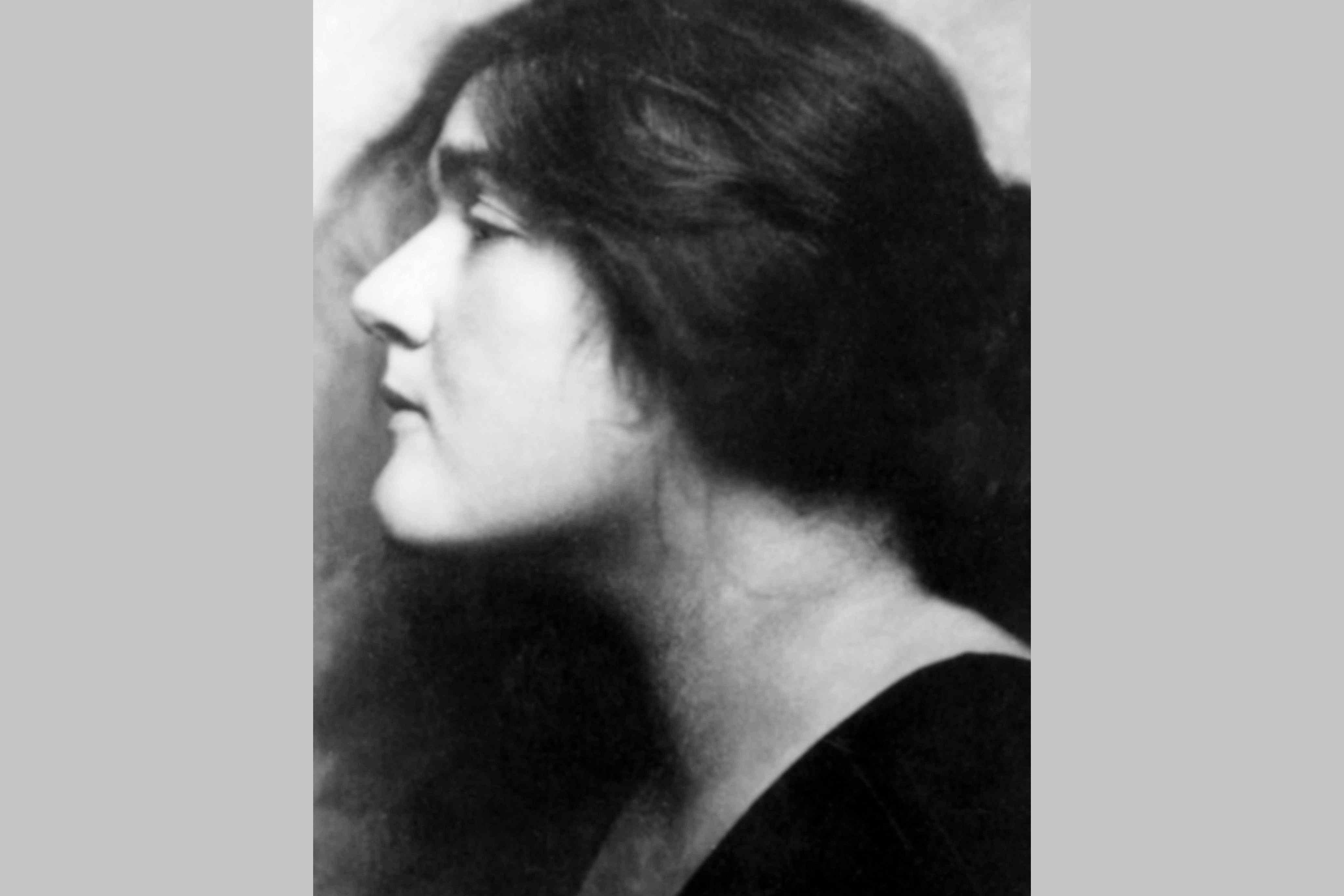 Fannie Hurst, 1914