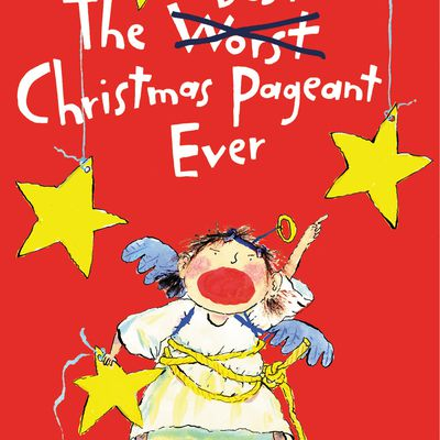 the best christmas pageant ever book cover - Christmas Plays For Adults