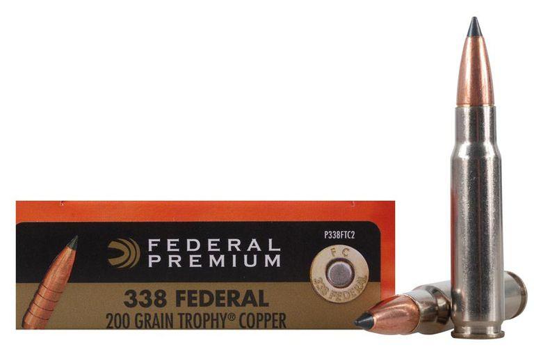 338 Federal Cartridge