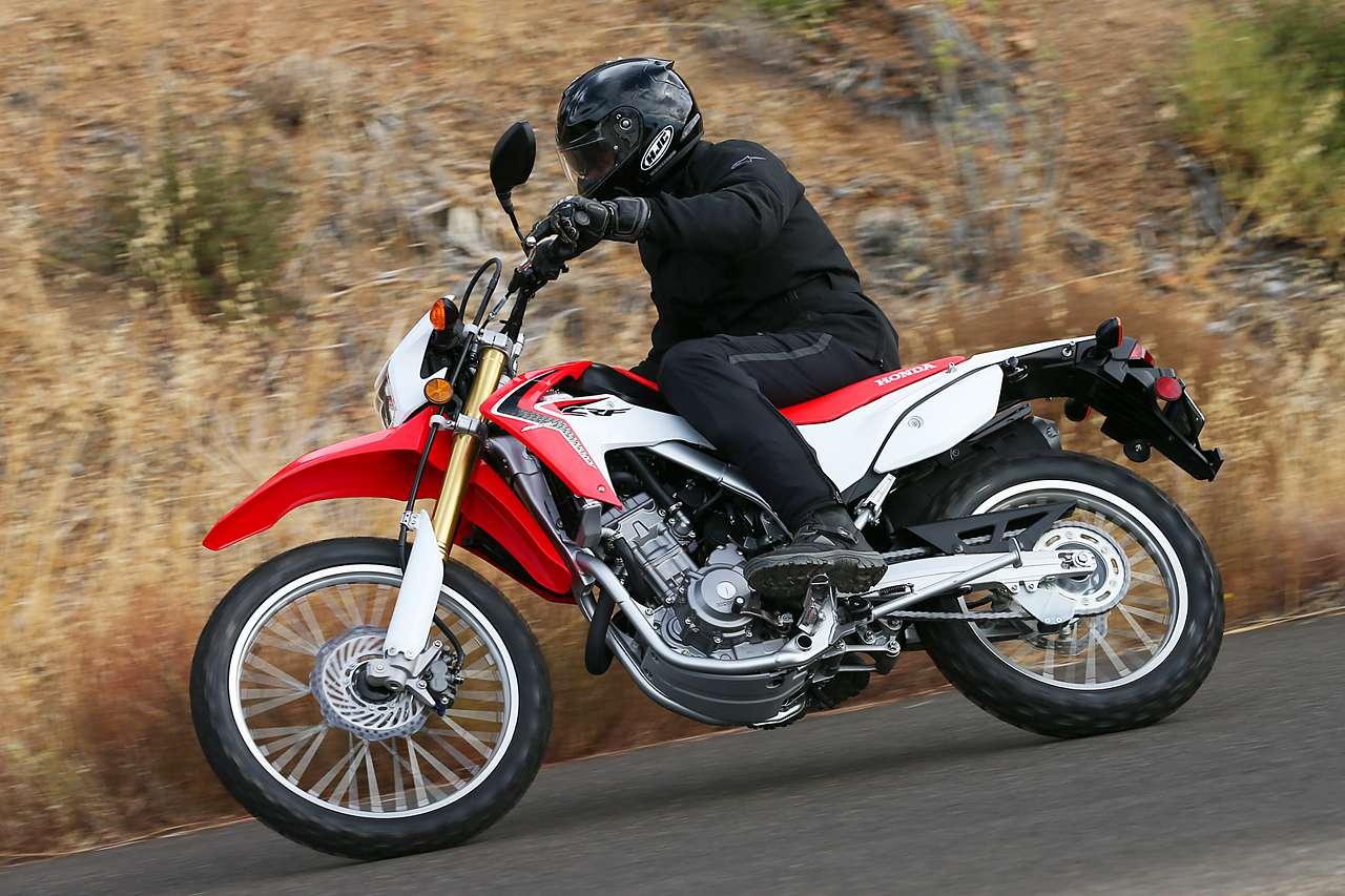 2013 Honda CRF250L Motorcycle Review - Mr. Dual Sport