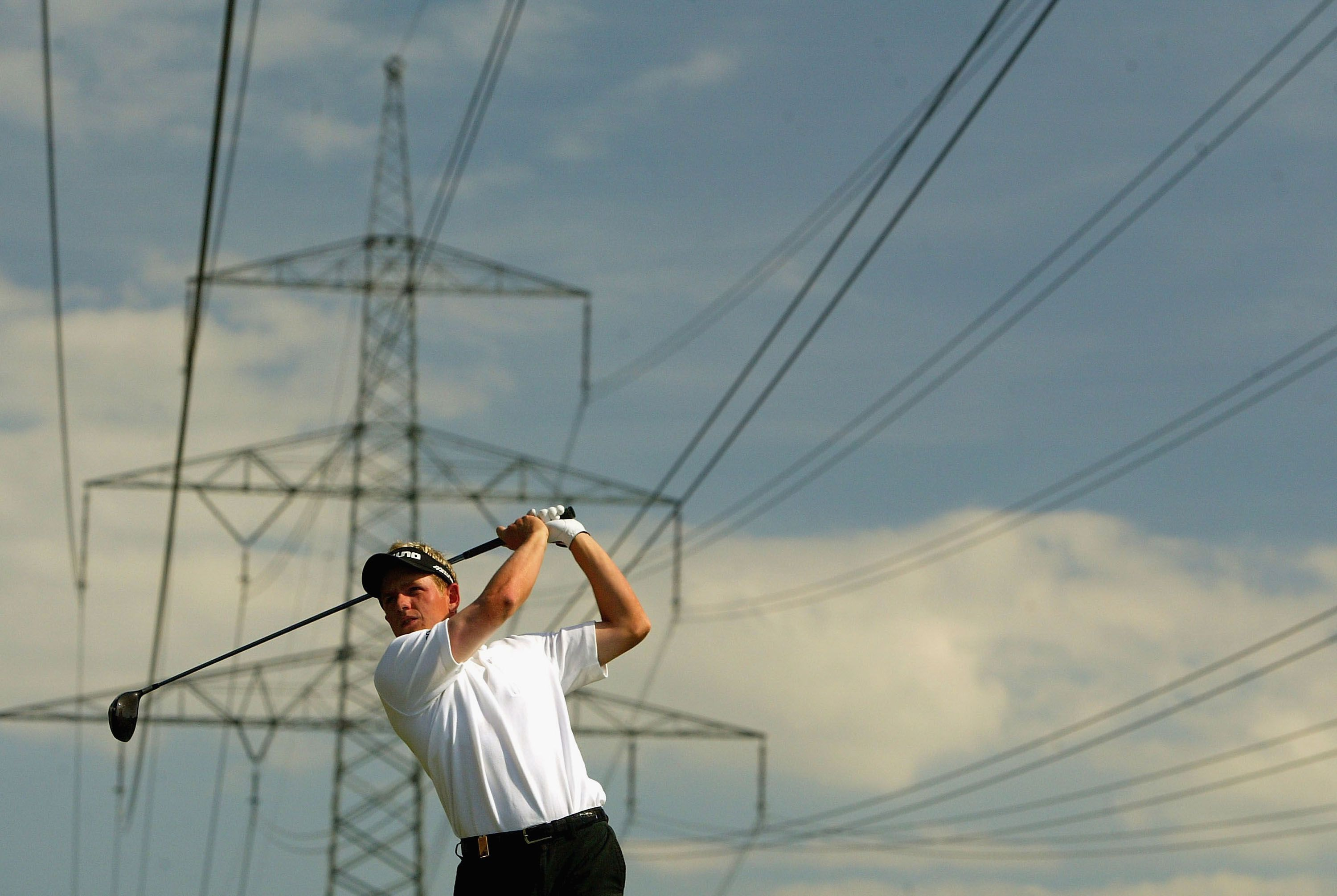 What to Do When Your Golf Ball Hits Power Lines