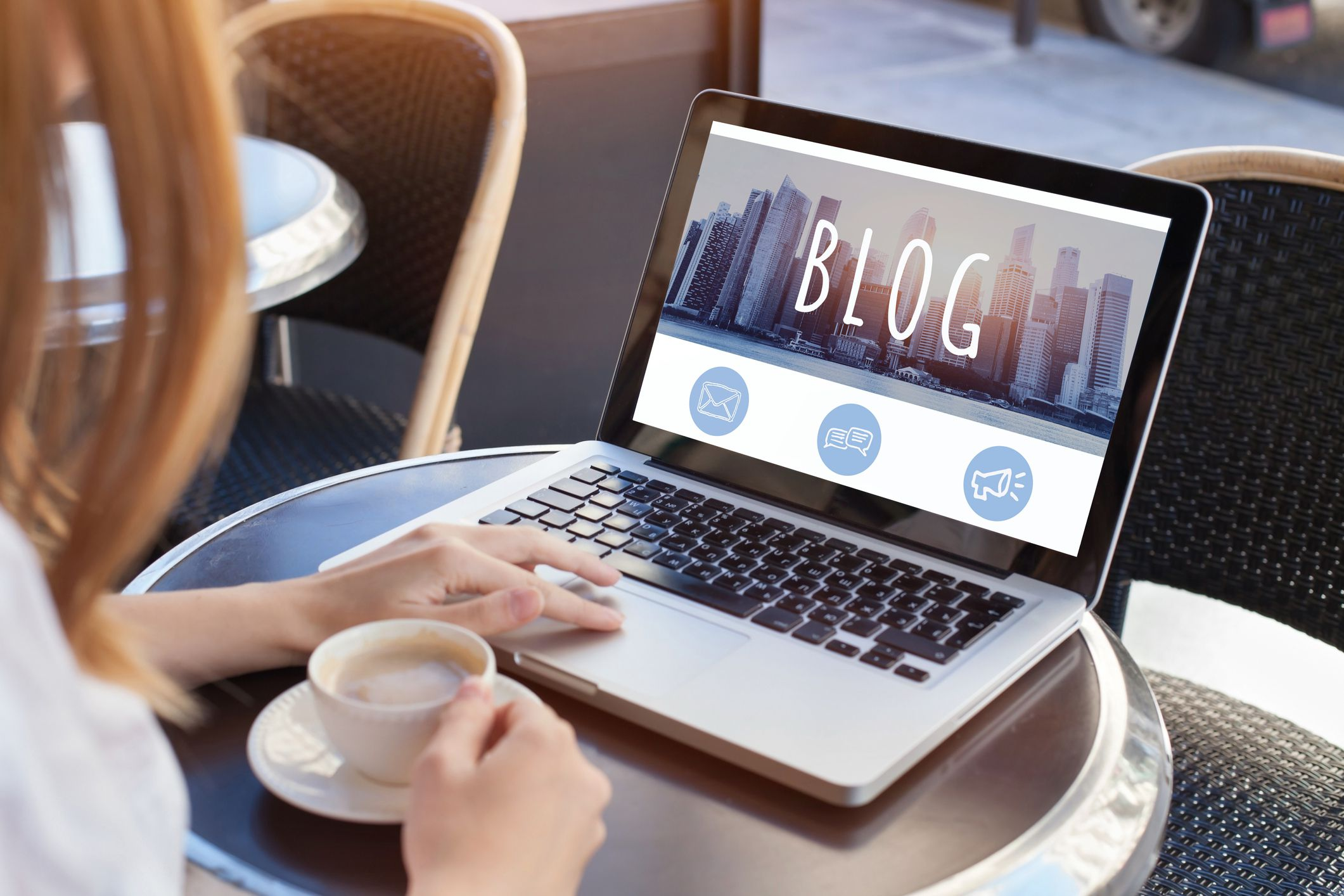 how to start a blog for free  thoughtco