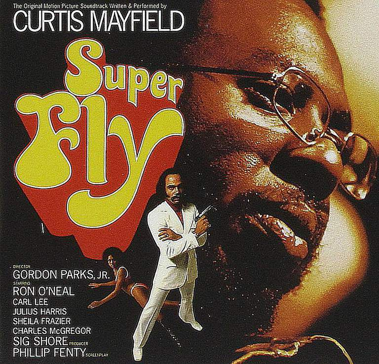 "'Super Fly"" soundtrack album"