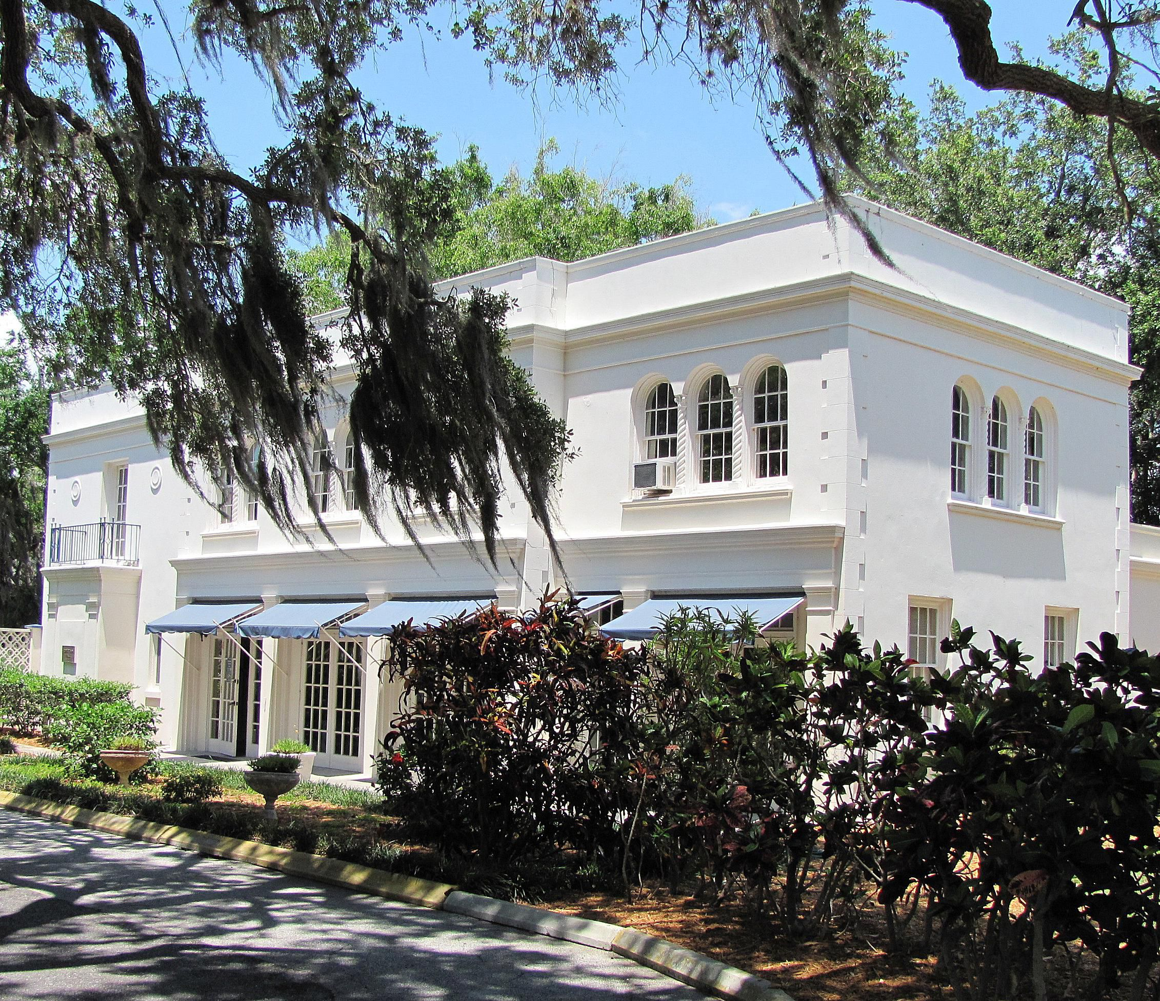 Robertson Hall at New College of Florida
