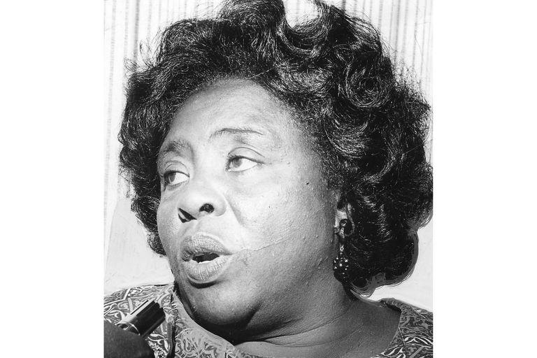 Fannie Lou Hamer, 1965