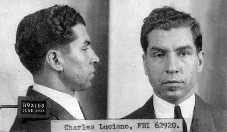 Biography of Lucky Luciano, American Gangster