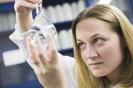 Distilled Deionized Water Laboratory Analysis