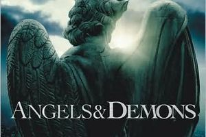 'Angels and Demons' by Dan Brown