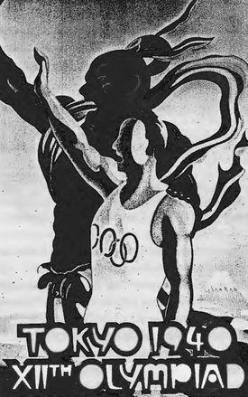 Tokyo 1940 Olympics