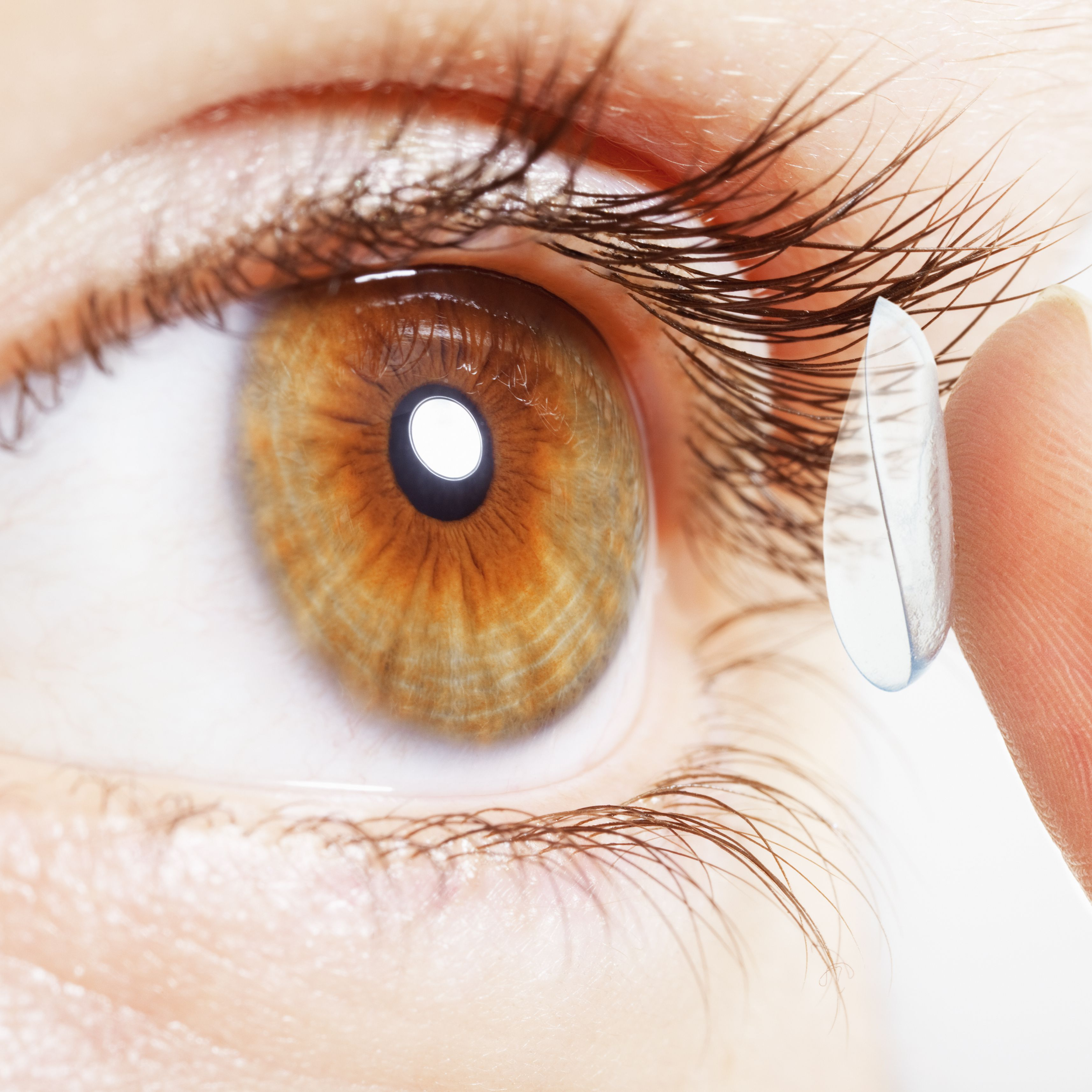 What Are Contact Lenses Made Of?
