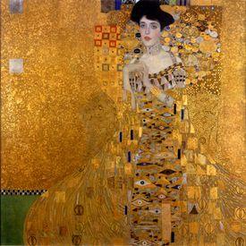 Adele Bloch-Bauer's Portrait by Gustav Klimt