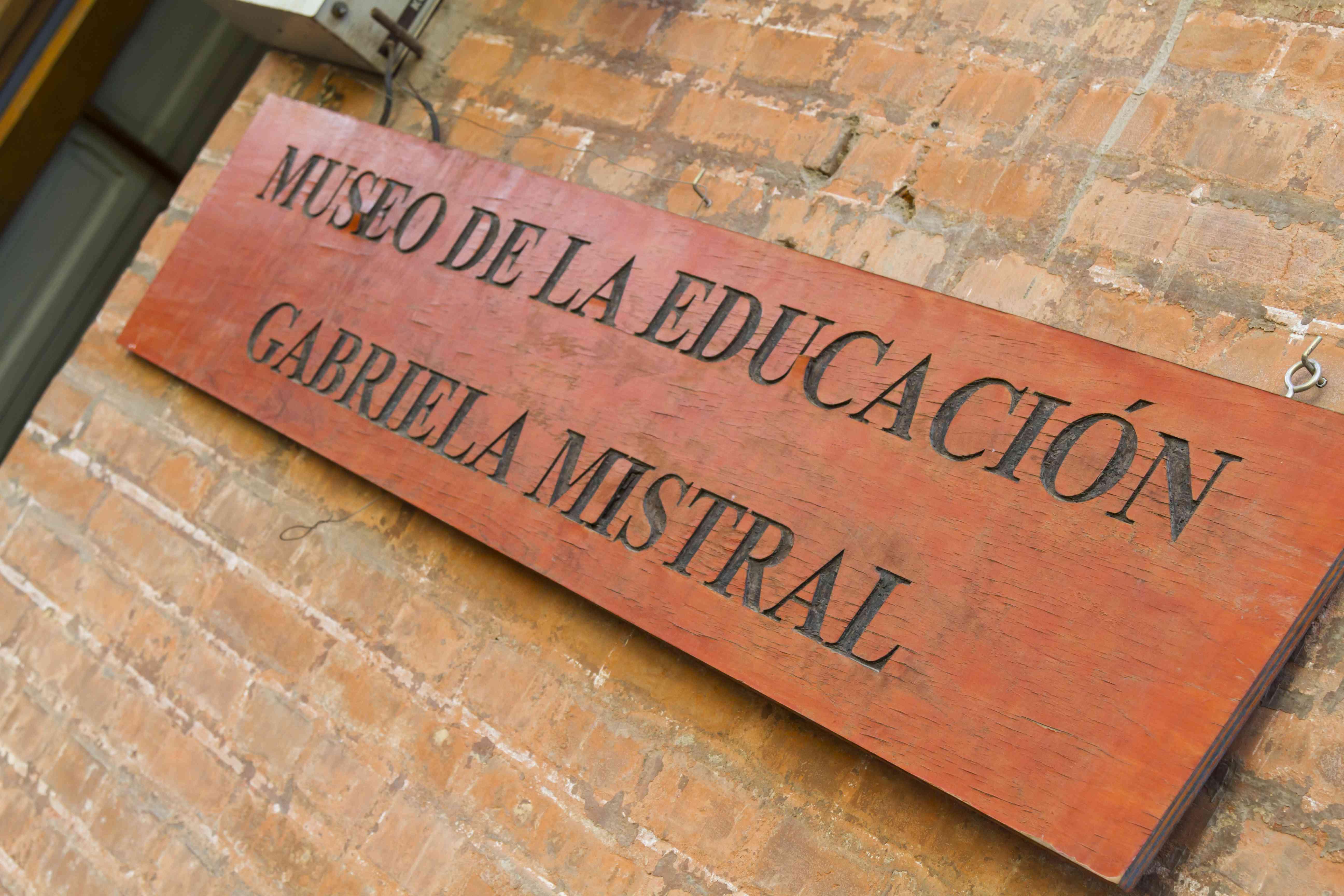 Education Museum named after Gabriela Mistral