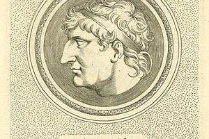 Image ID: 1624754 Antiochus Ephiphanes.