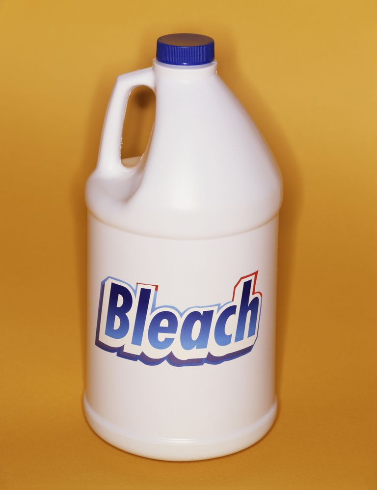 Under normal storage conditions, bleach has a shelf life of about one year.