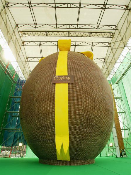 World's Biggest Easter Egg