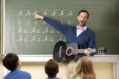 Learning the Birthday Song in German