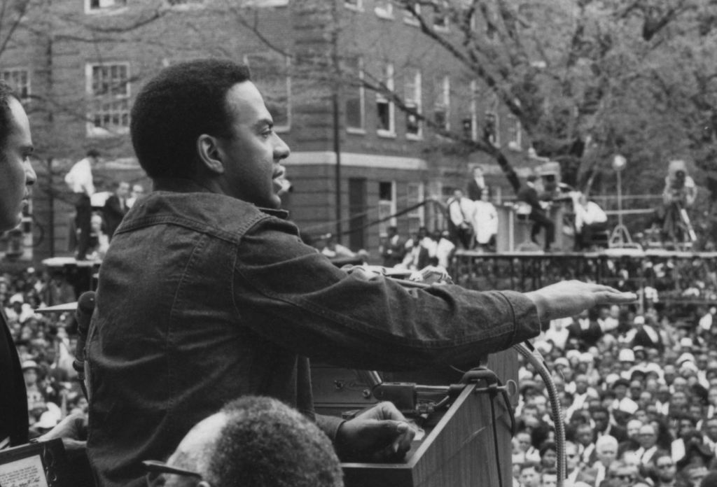 Andrew Young Speaks at MLK Funeral
