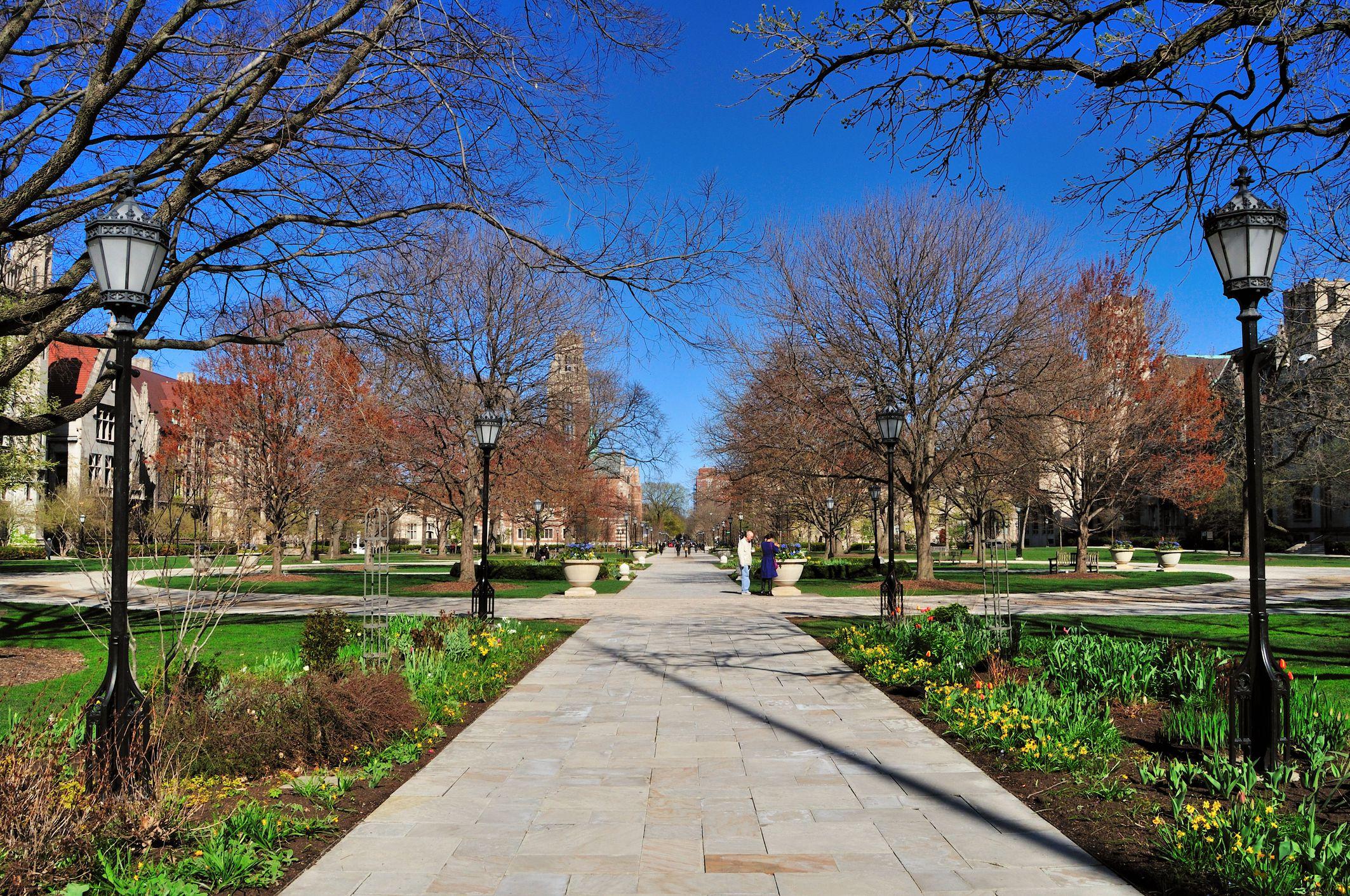 Quad, University of Chicago