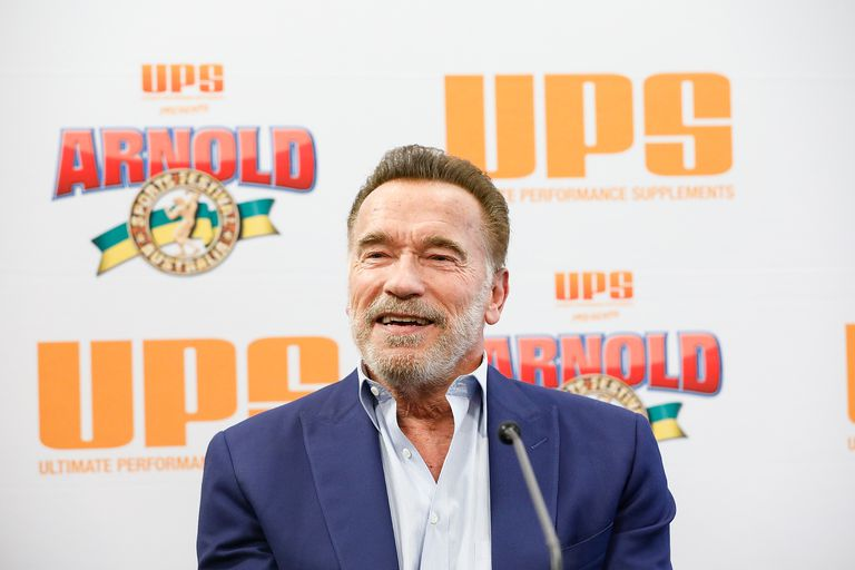 Funny Arnold Schwarzenegger Quotes