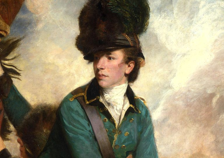 Banastre Tarleton during the American Revolution