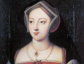 Painting of Mary Boleyn