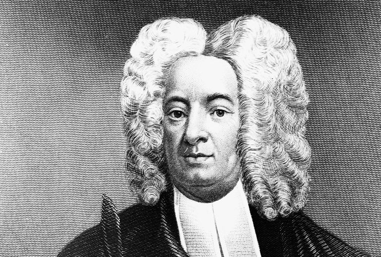 Portrait of Cotton Mather