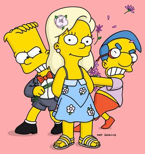 the simpsons couples