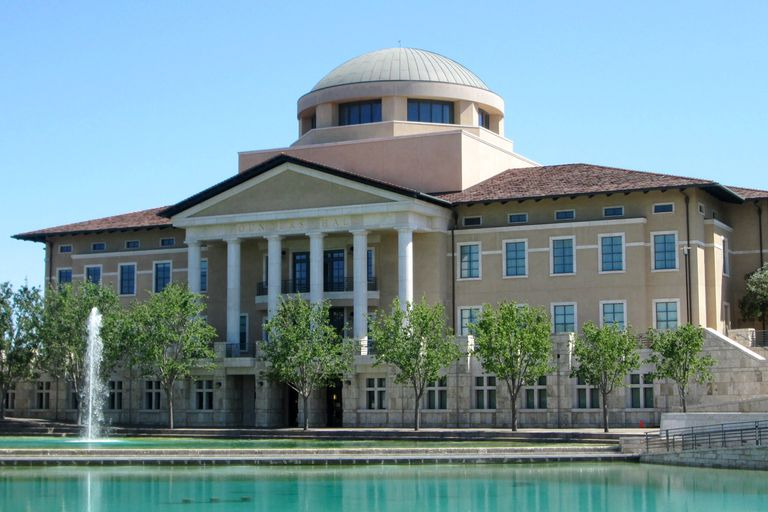 Founders Hall at Soka University of America