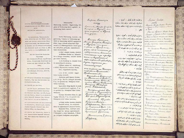 World War I And The Treaty Of Brest Litovsk