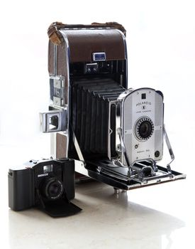 The Polaroid Land Camera 95A